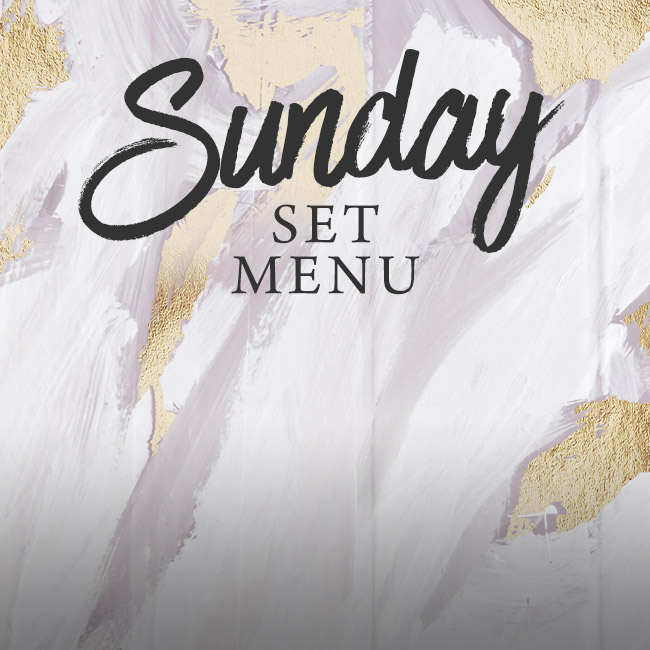 Sunday set menu at The Spring Tavern