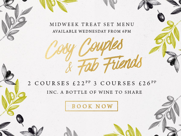 Midweek treat at The Spring Tavern - Book now